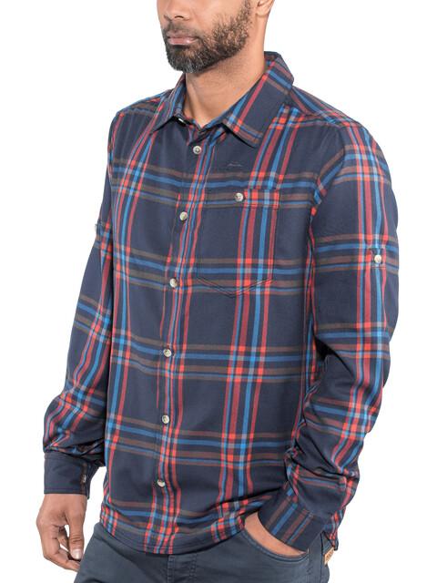 High Colorado Vienna 2 Flanellhemd Herren dunkelblau